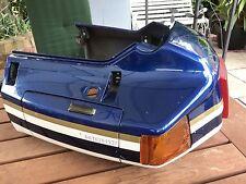 Kawasaki ZX10 B1 B3 Rear Tail Fairing Including Light & Indicates 1988/1990