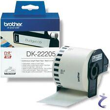 Brother P-touch DK-22205 Endlos Etiketten QL Internetmarke DK22205 Original OVP