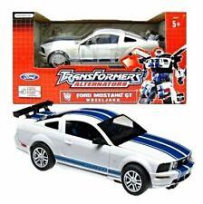 """Hasbro Transformers Alternadores Wheeljack 7"""" Mustang GT Robot a Coche De Juguete Figura"""