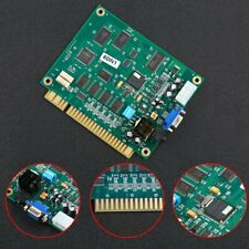 60 in 1 Multicade PCB Board CGA/VGA Output For Classic Jamma Arcade Game US