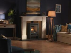 Valour Inspire 400 Gas log stove