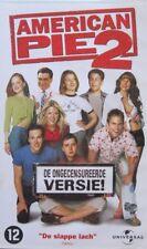 AMERICAN PIE 2  - VHS