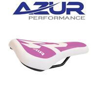 Azur Bicycle Saddle Pro Range Seat - Air Purple