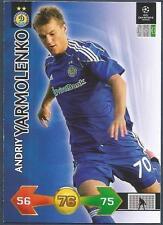 PANINI UEFA CHAMPIONS LEAGUE 2009-10 TRADING CARD-DYNAMO KYIV-ANDRIY YARMOLENKO
