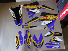 ONE INDUSTRIES TEAM FMF  GRAPHICS YAMAHA YZ250F YZ450F  2014 2015 2016 2017