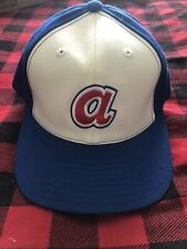 Atlanta Braves Cooperstown Collection American Needle fitted(Size 7 1/8) Cleaned