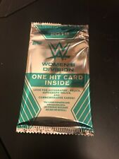 2019 TOPPS WWE WOMENS DIVISION #'d AUTO/AUTOGRAPH HOT PACK!!!