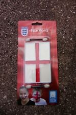 England offical Face Paint Kit flag shaped world cup supporters 2018 free UK p&p