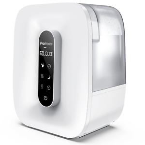 Pro Breeze® Ultrasonic Humidifier & CV Fogging Machine 5.6 Litre - Premium