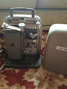 Vintage G B Bell And Howell 8mm Projector Model 625. Great Condition.