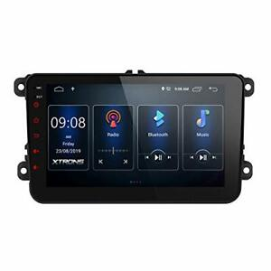 XTRONS Android 10 Car Stereo for VW Passat Golf MK5 MK6, Double Din In Dash Auto