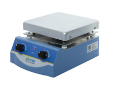Room~380 ºC, 6.5x6.5inch 1200RPM Aluminum Top Hot Plate with Magnetic Stirring