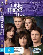 One Tree Hill : Season 5 (DVD, 2009, 5-Disc Set) TV Series, Like New