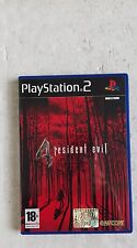 RESIDENT EVIL 4 Playstation2 PSP2 completo, in ottime condizioni !!