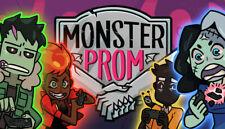 Monster Prom - STEAM KEY - Code - Download - Digital - PC, Mac & Linux