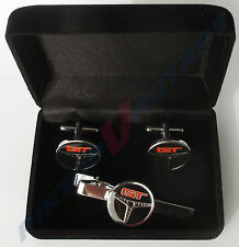 GT STEERING WHEEL CUFF LINKS TIE BAR SET Chrome for Ford XY XW GS XC XR XT 351