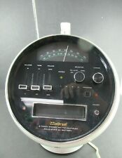 New ListingWeltron Model 2001 Space Ball 8 Track Tape Player & Radio- Works!