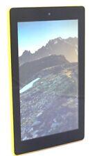Amazon Kindle Fire 7 w/Alexa 7th Gen - SR043KL, 8GB - Canary Yellow  15-4F