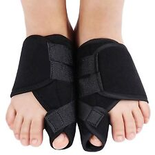 2 Bunion Night Splint Hallux Valgus Corrector Big Toe Straightener Pain Relief