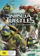 Teenage Mutant Ninja Turtles - Out Of The Shadows (DVD, 2016) NEW