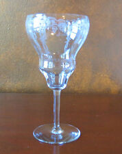 Fostoria Lily of the Valley Etch #241 Stem #879 Water Goblet(s)