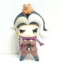 FurYu Danganronpa GUNDHAM TANAKA Strap Mascot Keychain Deformed Figure