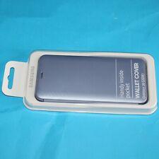 NEW Official Samsung Galaxy J6 (2018) Flip Wallet Cover Handy inside Pocket Case