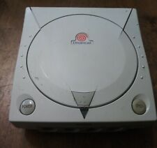 SEGA DREAMCAST (WHITE) HKT-3020 *CONSOLE ONLY* TESTED AND WORKS PERFECTLY!!
