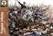 Waterloo 1815 1/72 Napoleonic Prussian Infantry 1815 # AP020