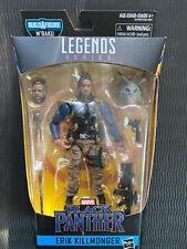 Marvel Legends Erik Killmonger - Black Panther (Michael B. Jordan)