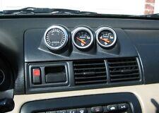 Fits Honda Prelude 3 Gauge Vent Pod 1997 - 2000 Gauge Pod gauge holder