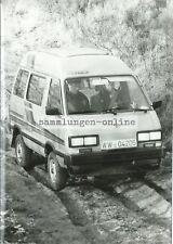 SUBARU LIBERO 1200 tout terrain 4WD 4X4 BUS TRANSPORTEUR photographie