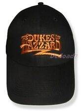 The Dukes of Hazzard Embroidered Hat Series Logo Cap Bo Luke Rosco General Lee