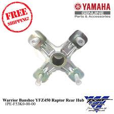 OEM Yamaha Rear Axle Wheel Hub Warrior, Banshee, YFZ450, Raptor 1PE-F53K0-00-00