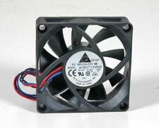 """Fan - 2 3/4"""" sq. x 3/4"""" thick - 12VDc"""