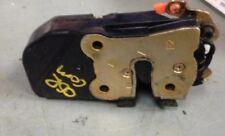 JEEP COMMANDER door lock o/s/r right drivers side rear