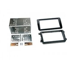 ACV 381320-10-2 DOUBLE DIN Installation Kit Piano Varnish Seat,Skoda,VW