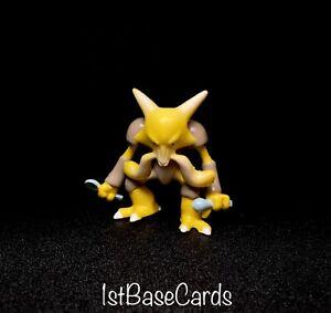 Alakazam - Vintage Pokemon Action Figure Toy TOMY Collectibles Pocket Monsters