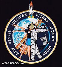 ORIGINAL 6 WOMEN NASA ASTRONAUTS - Tim Gagnon - COMMEMORATIVE SPACE PATCH - MINT