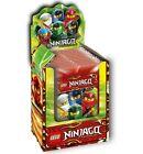 Lego® Ninjago™ Legacy Sticker Serie 2 -  1x Display je 50 Tüten