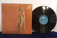 Julie London, About The Blues, Liberty Records LRP 3043, 1957 Jazz Blues