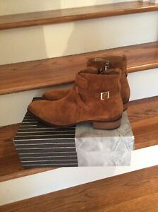 Men's J O Ghost Suede Ankle Boot Size 12