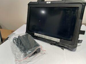 PANASONIC TOUGHBOOK MK1 CF-D1 DIAGNOSTICS TABLET 2GB 250GB HARD DRIVE