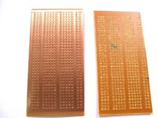 4 Pieces Single Sided Prototyping Universal Circuit Board PCB  5x10cm 2.54 pitch