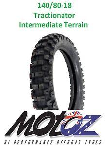 Motoz Tractionator Enduro I/T 140/80-18 Rear Tyre