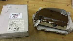 GENUINE AUDI N/S/F LEFT HAND WING DOOR MIRROR GLASS 4F0857535AE
