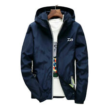 Outdoor Jacket S-6XL Big Size Men Women Couple Windbreaker Reflective Fishing