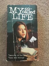 My So-Called Life- Dancing In The Dark- Guns And Gossip- Vhs- 1998