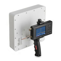 Broadband 15 dB UWB measuring test antenna 790 MHz to 2700 MHz with handle