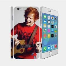 04 Ed Sheeran - Apple iPhone 7 8 X Hardshell Back Cover Case